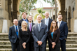Mission Wealth Owners Group (from left to right): Geoff Gaggs, Tricia Fahnoe, Brad Stark, Matthew Adams, Seth Streeter, Steve Caltagirone, Dannell Stuart and Andy Penso.