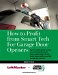 Green Builder Media Releases New Ebook Covering Everything You Need to Know About Wi-Fi Enabled Garage Door Openers