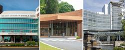 Norwalk Hospital, New Milford Hospital, Danbury Hospital
