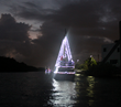 Another Edition of the Sunset Boat Parade Captivates Tourists and Locals