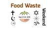 Food Waste Weekend Logo