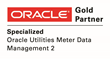 Red Clay is an Oracle Gold Partner Specialized Oracle Utilities Meter Data Management 2