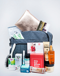 The official 2018 SAG Awards® Gala Gift bag for SAG Award honorees, nominees and presenters