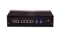 PTCRB Certified Lanner Embedded PC LEC-2580P