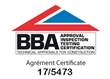 BBA Certification for EXP6 Expanding Foam Tape