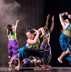 Image of Ananya Dance Theatre performing Shyamali