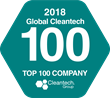 2018 Global Cleantech badge