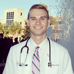 Oliver Sroka, Scholarship Winner