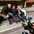 the happyFreaks on Giving Tuesday with CBS news