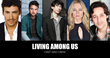LIVING AMONG US cast and crew premieres at Silver Scream Fest, Feb 16-28.