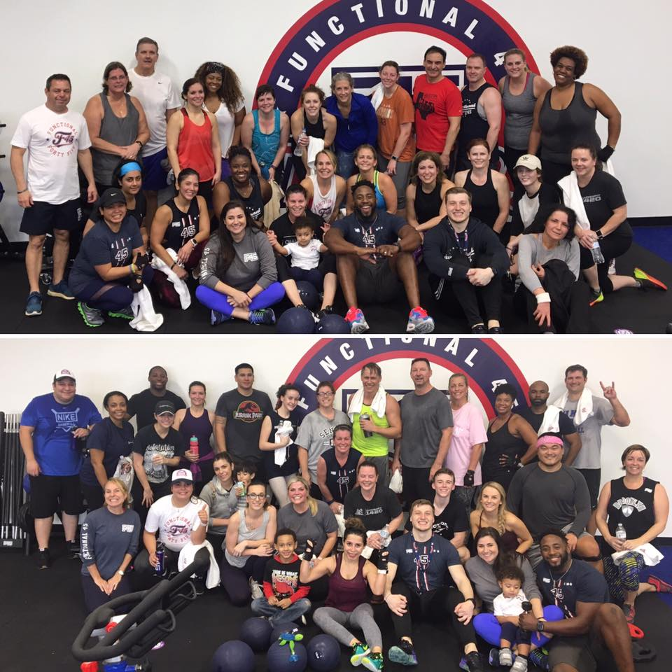Innovative And Fun Group Fitness Classes: F45 Has Opened A