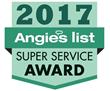 Angie's List Super Service Award emblem
