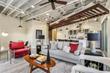 Domio New Orleans short-term rental living room