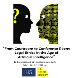 """H5 and The Future Society """"AI & Ethics"""" Panel"""