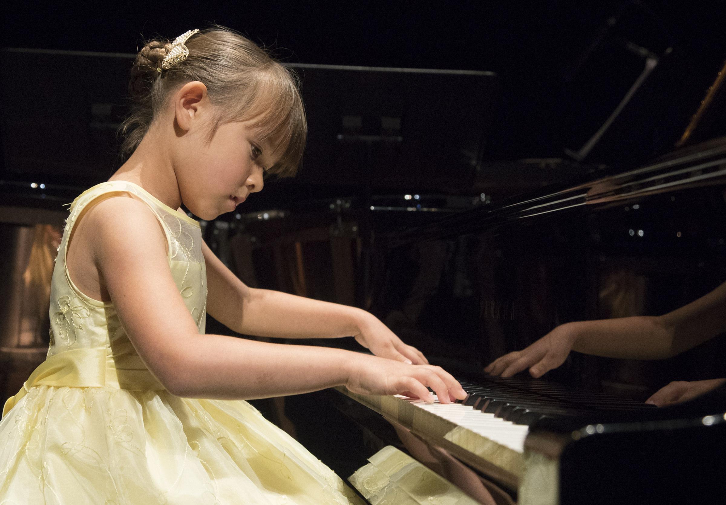 Yamaha joc concert showcases three accomplished young for Yamaha music school irvine