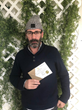 Jon Hamm, an actor and producer, known for Mad Men. Receives Haracoin Cryptocurrency at the Sundance Film Festival.