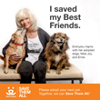 Musical legend Emmylou Harris lends her voice to shelter dogs