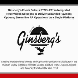 Ginsberg S Foods Inc