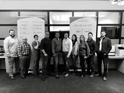 Mindmatrix announced that it has brought in 9  new employees on board and by mid-2018, the company will be adding 11,000 sf to its already existing office in River Park Commons, Pittsburgh.
