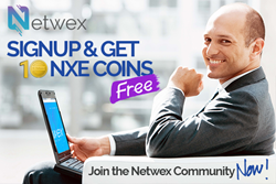 Signup & Get 10 NXE Coins