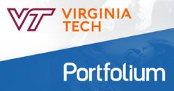 Virginia Tech and Portfolium Partner