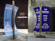 BannerFlex Banner Bracket Hardware And Banners Are Tested In Full Size Wind Tunnel