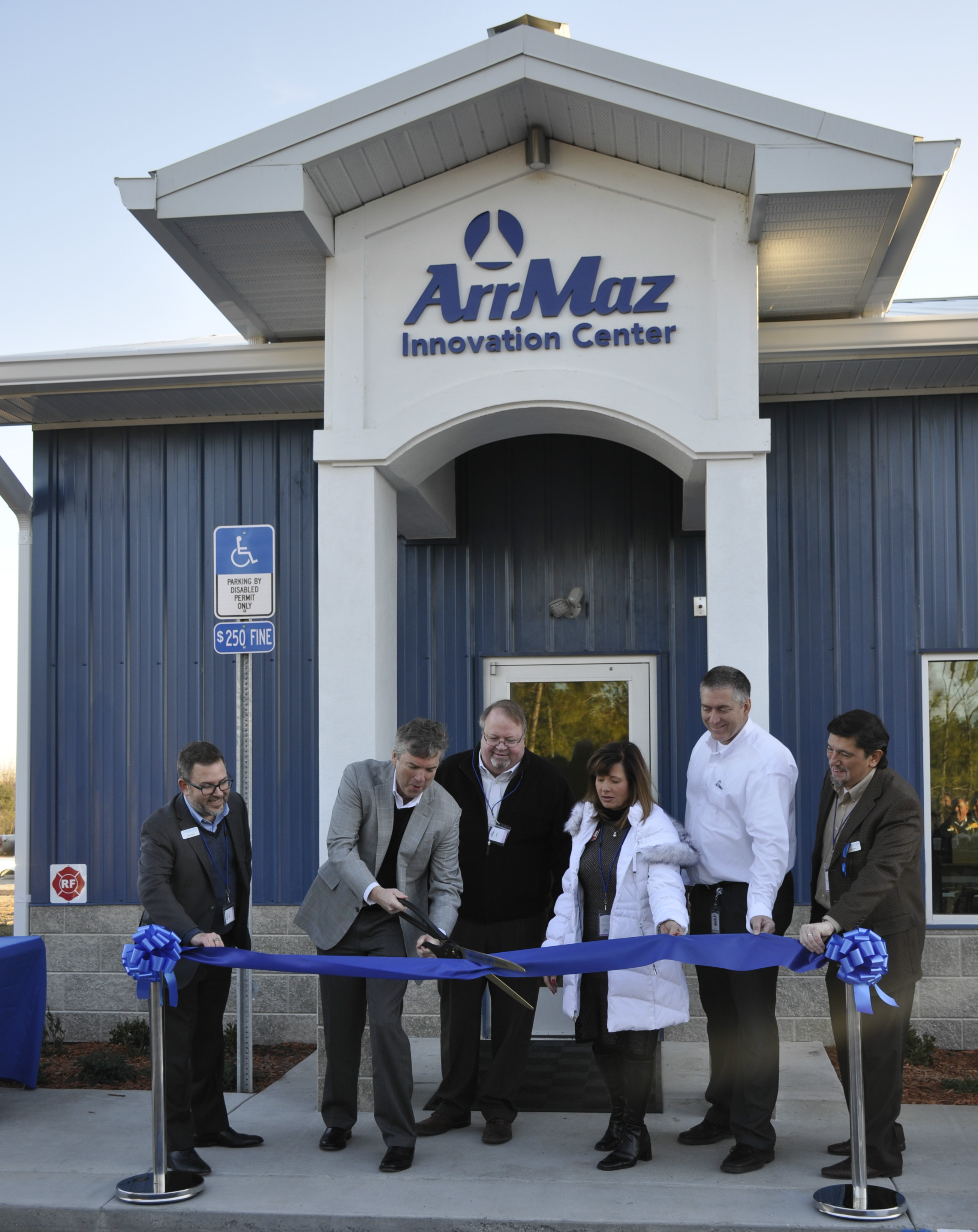 ArrMaz Opens Technologically Advanced Research ...
