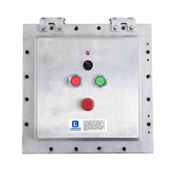 Explosion Proof Control Station - C1D1/C2D1 - NEMA 7 - E-stop, Push Buttons, 3-Pos Switch Name Tag