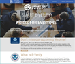 Smart ERP Solutions Launches New Smart E-Verify Website