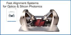 Alignment for Optics & Silicon Photonics catalog