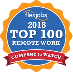 100 Top Companies to Watch for Remote Jobs in 2018