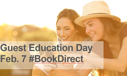 February 7th, 2018, #BookDirect Guest Education Day | Tripz.com