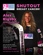 United Breast Cancer Foundation Announces Partnership with 2018 Olympian, Alex Rigsby