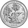 United States Mint Launches 41st America the Beautiful Quarters® Program Coin