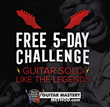 Guitar Webinar Competes Against Super Bowl 2018 — and WINS!