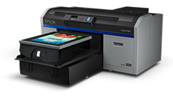 direct to garment printer, Melco, surecolor f2100