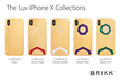The Lux iPhone X Union Kit by Brikk