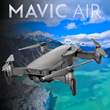DJI Mavic Air Drone Kit Deals Available at Drone-World.com with Backpack and DJI Goggles