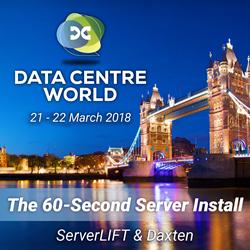 Data Centre World 2018 London