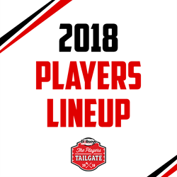 With a combined 55 Pro Bowl selections, 31 All-Pro nods and five Super Bowl championships, Bullseye's 2018 Players Tailgate lineup is bigger and better than ever.