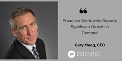 Proactive Worldwide Gary Maag