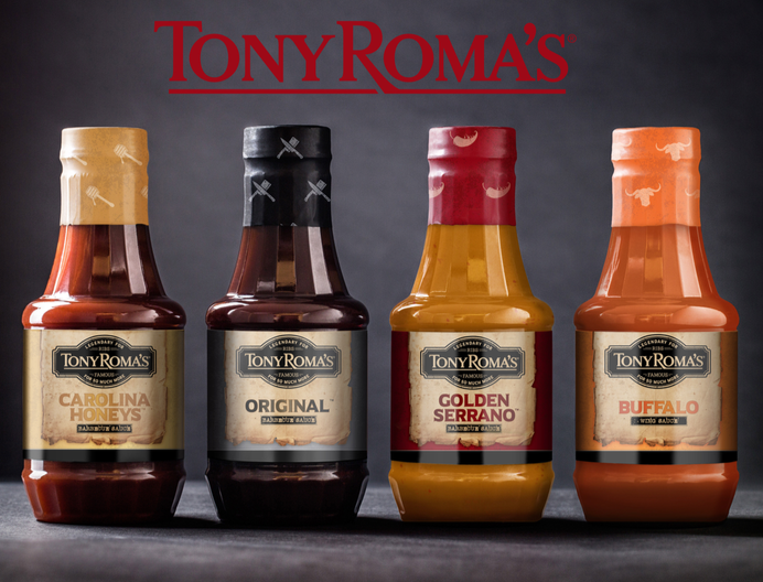 Tony Roma's® Brings Its Signature BBQ Sauces To Retail In ...