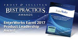 Frost & Sullivan's Best Practices Awards Recognize Industry Frontrunners for Superior Leadership, Technological Innovation, Customer Service and Strategic Product Development