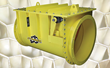 Camfil APC's Stinger™ Explosion Isolation Valve Keeps Dust Collectors Operating Safely