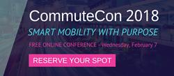 CommuteCon 2018 Wednesday, February 7