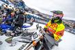 Monster Energy's Kody Kamm Takes Bronze in Snow BikeCross