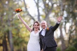 Picture of Wedding Couple at HIllbrook Inn and Spa