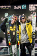 Monster Energy's Henrik Harlaut Takes Gold and James Woods Takes Bronze in Ski Big Air at X Games Aspen 2018