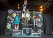 Monster Energy's Jamie Anderson Takes Bronze in Women's Snowboard Big Air at X Games Aspen 2018