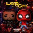 WarpGadgets.com Announces the Addition of New Marvel and DC Comics Action Figures to its online Catalog and the Enhancement of it's Educational Toy Collection
